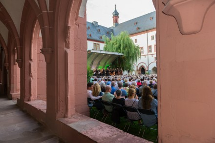 Andalusische Nacht, Themenkonzert des Rheingau Musik Festivals. Foto: Markus Kohz, cross effects