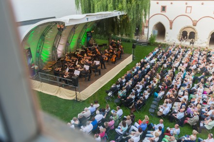 Andalusische Nacht beim Rheingau Musik Festival