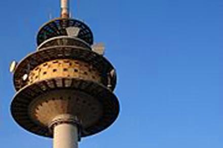 Night of Light: Ober-Olmer Funkturm